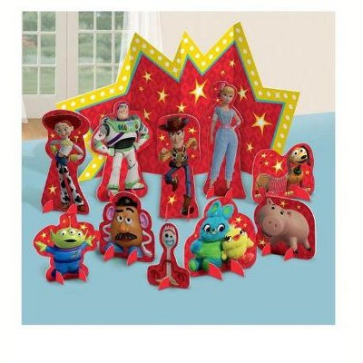 Birthday Express Toy Story 4 Table Decorating Kit