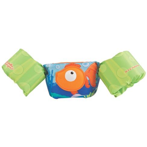 f3efd2cc0 Stearns® Puddle Jumper® Kids Deluxe 3D Life Jacket - Orange Fish ...