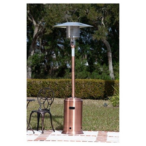 - Fire Sense Copper Finish Commercial Patio Heater : Target