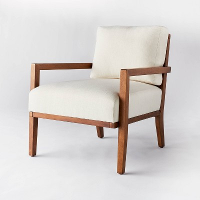 Agoura Hills Cane Back Accent Chair - Threshold™ designed with Studio McGee