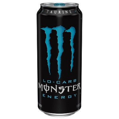 Monster Energy, Lo-Carb - 16 fl oz Can