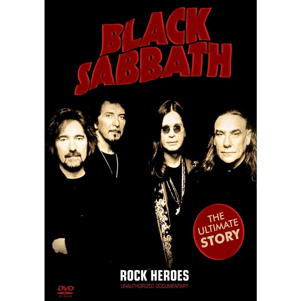 Black Sabbath:Rock Heroes (Dvd)