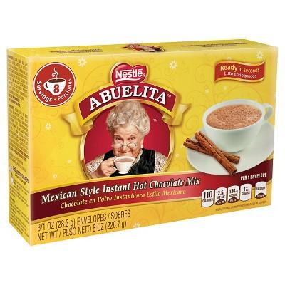 Hot Cocoa: Nestlé Abuelita