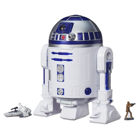 Star Wars The Force Awakens Micro Machines R2-D2 Playset - image 1 of 11