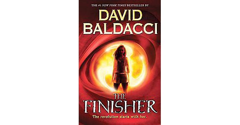 Finisher (Reprint) (Paperback) (David Baldacci) - image 1 of 1