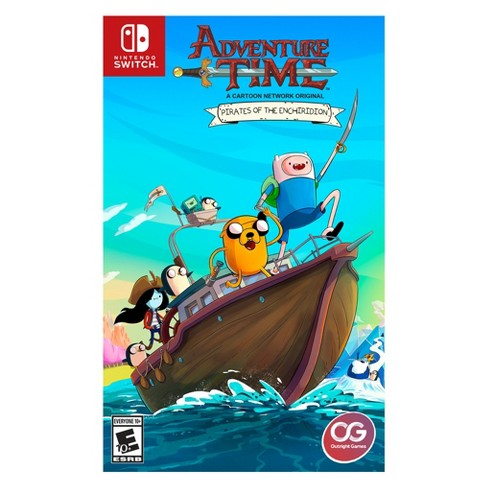 Adventure Time: Pirates of the Enchiridion - Nintendo Switch - image 1 of 10