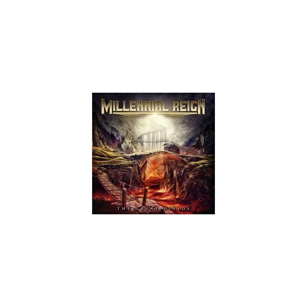Millennial Reign - Great Divide (CD)
