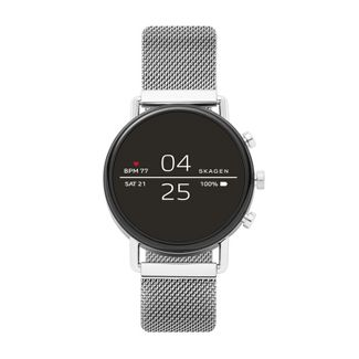 Skagen Smartwatch - Falster 2 40mm Magnetic Steel-Mesh