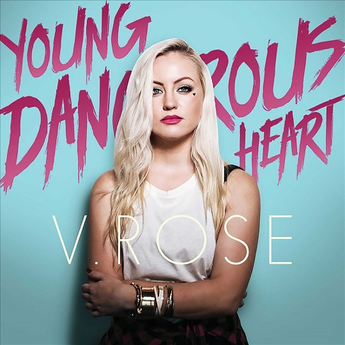 V. rose - Young dangerous heart (CD) - image 1 of 1