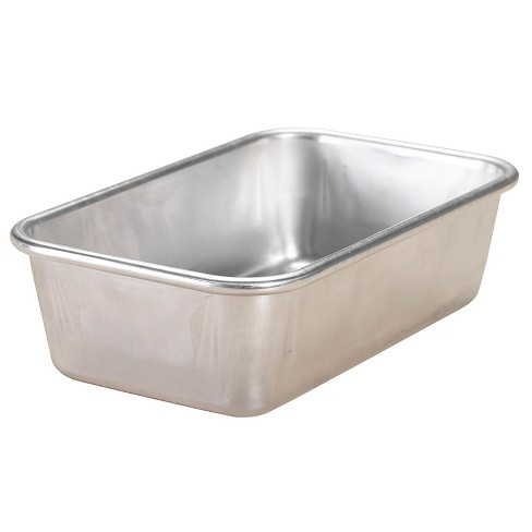 Nordic Ware Natural Aluminum Commercial Loaf Pan, 1.5 Pound - image 1 of 3