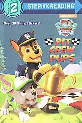 Pit-Crew Pups! ( Step Into Reading Step 2: Paw Patrol)(Paperback)by Kristen L. Depken