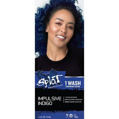 Splat 1 Wash Impulsive Indigo - 4 fl oz