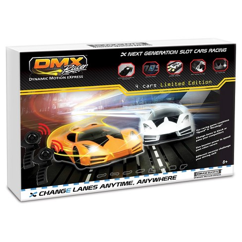 DMXSLOTS DMX Exclusive Revolutionary Pro Slot Car Racing Package - image 1 of 2