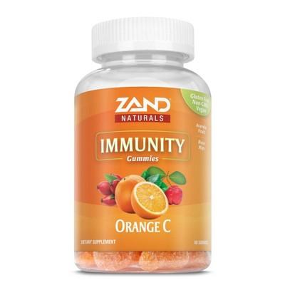 Zand Orange C Gummies - 60ct