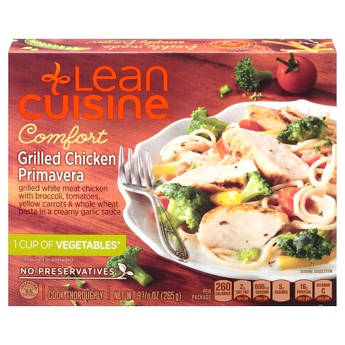 Lean Cuisine Spa Cuisine Grilled Chicken Primavera - 9.375oz - image 1 of 1
