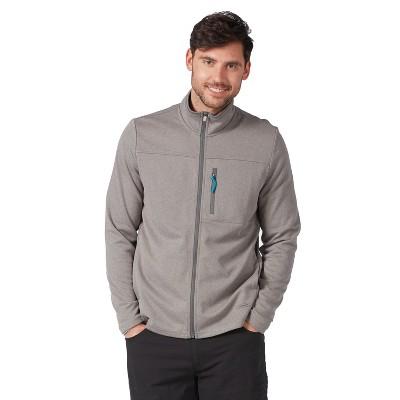 Men's Free Country FreeCycle Double Knit Full Zip Fleece Jacket