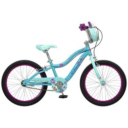 "Schwinn Deelite 20"" Kids' Bike - Mint"