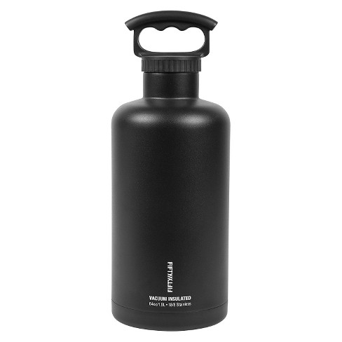 FIFTY/FIFTY® 64oz Tank Growler - Black - image 1 of 1