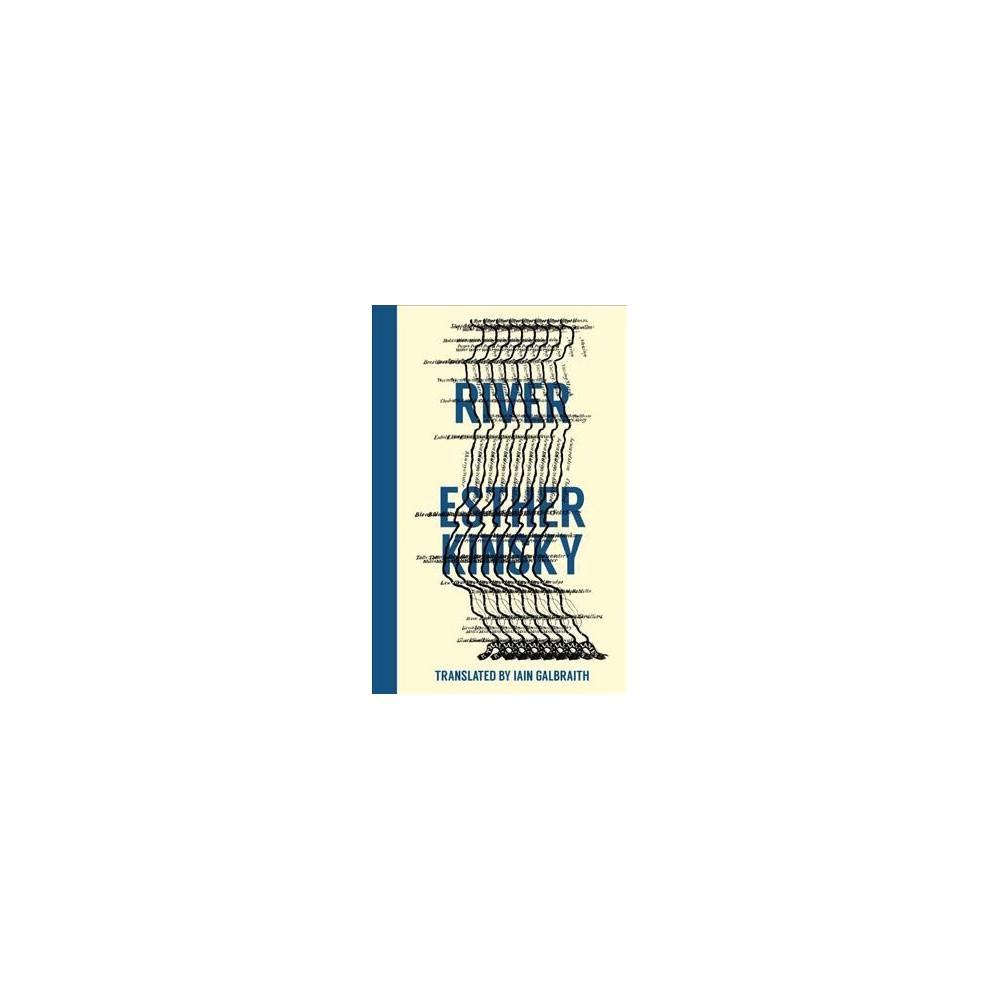 River - by Esther Kinsky (Paperback)