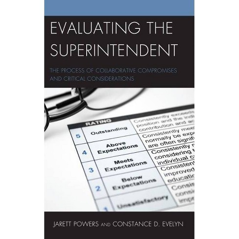 Evaluating the Superintendent - by  Jarett Powers (Paperback) - image 1 of 1