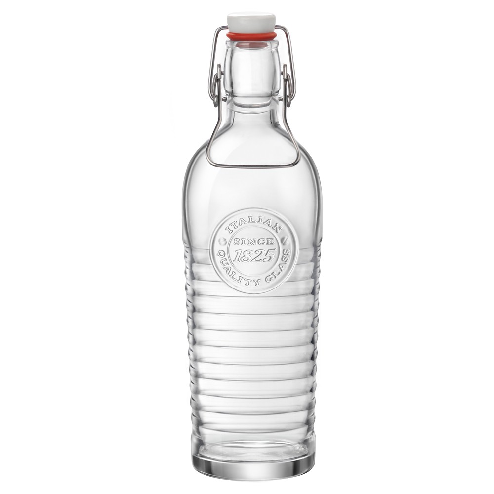 Image of Bormioli Officina 1825 Bottle, Clear
