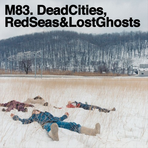 M83 - Dead cities red seas & lost ghosts (Vinyl) - image 1 of 1
