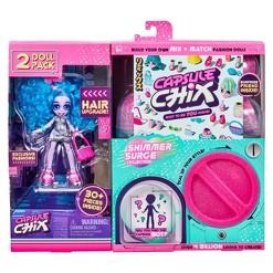 Capsule Chix Shimmer Surge Besties Pack - Pack 2