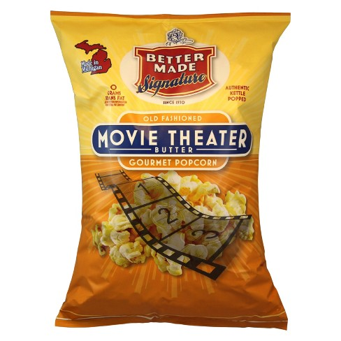 Better Made Old Fashioned Movie Theater Butter Popcorn - 7oz - image 1 of 1