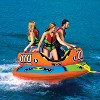WOW Watersports 1-3 Rider UTO Excalibur Boating Lake Towable with Secure Cockpit Seating and Hover Bottom Design - image 4 of 4
