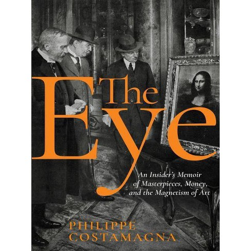 The Eye - by  Philippe Costamagna (Hardcover) - image 1 of 1