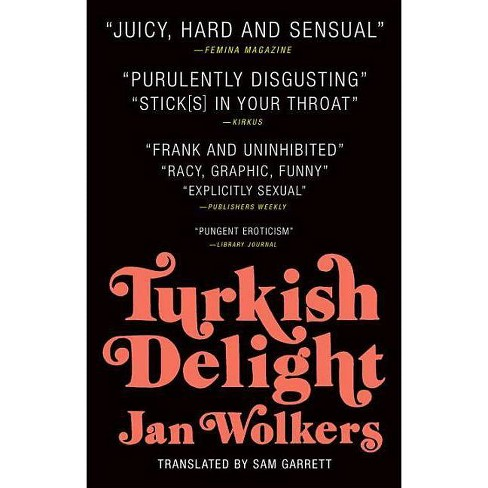 Turkish Delight - by  Jan Wolkers (Paperback) - image 1 of 1