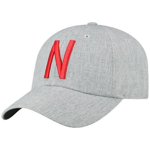 2c4d32fdf0084f ... reduced nebraska cornhuskers baseball hat grey target 61b8a b0f7a
