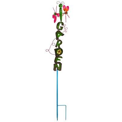 """48""""H Garden Dragonfly Wind Spinner"""