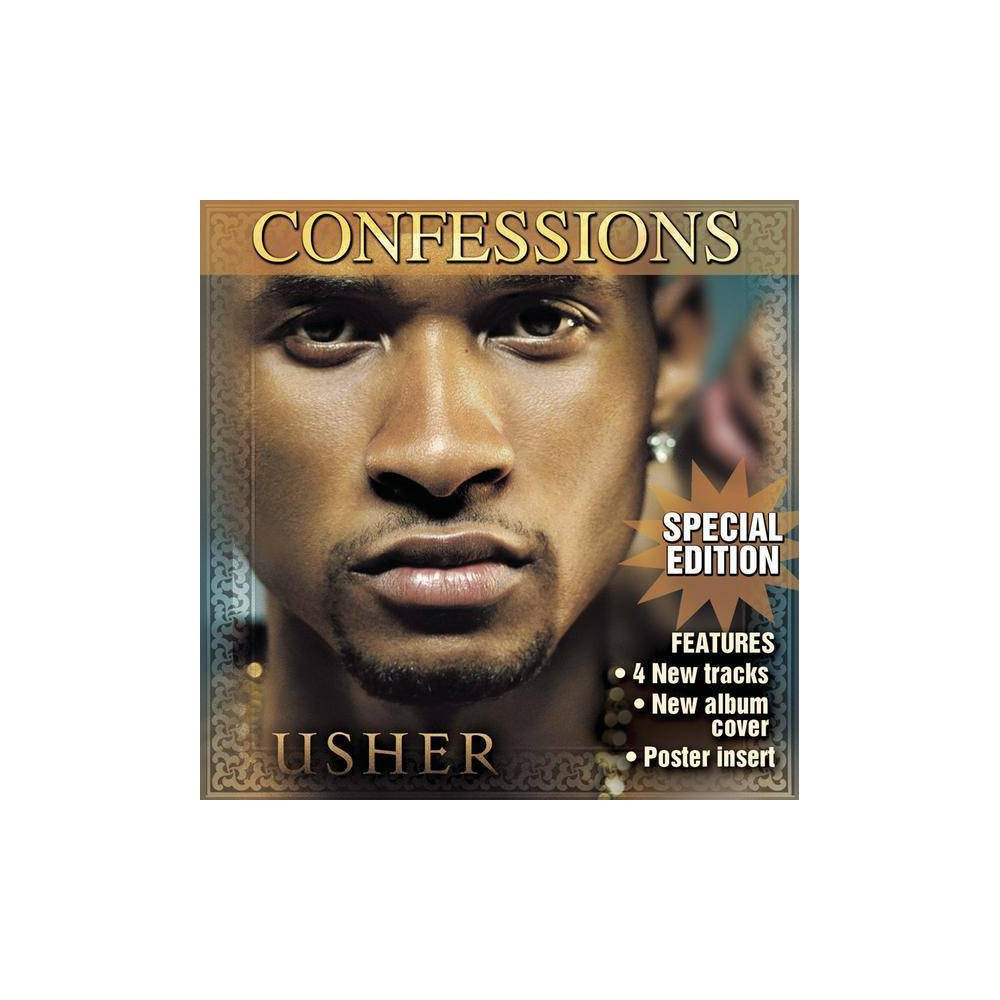 Usher Confessions Special Edition Cd