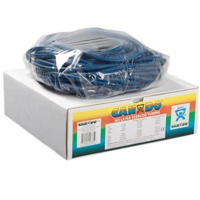CanDo No-Latex Heavy Resistance Tube, 100 Feet, Blue