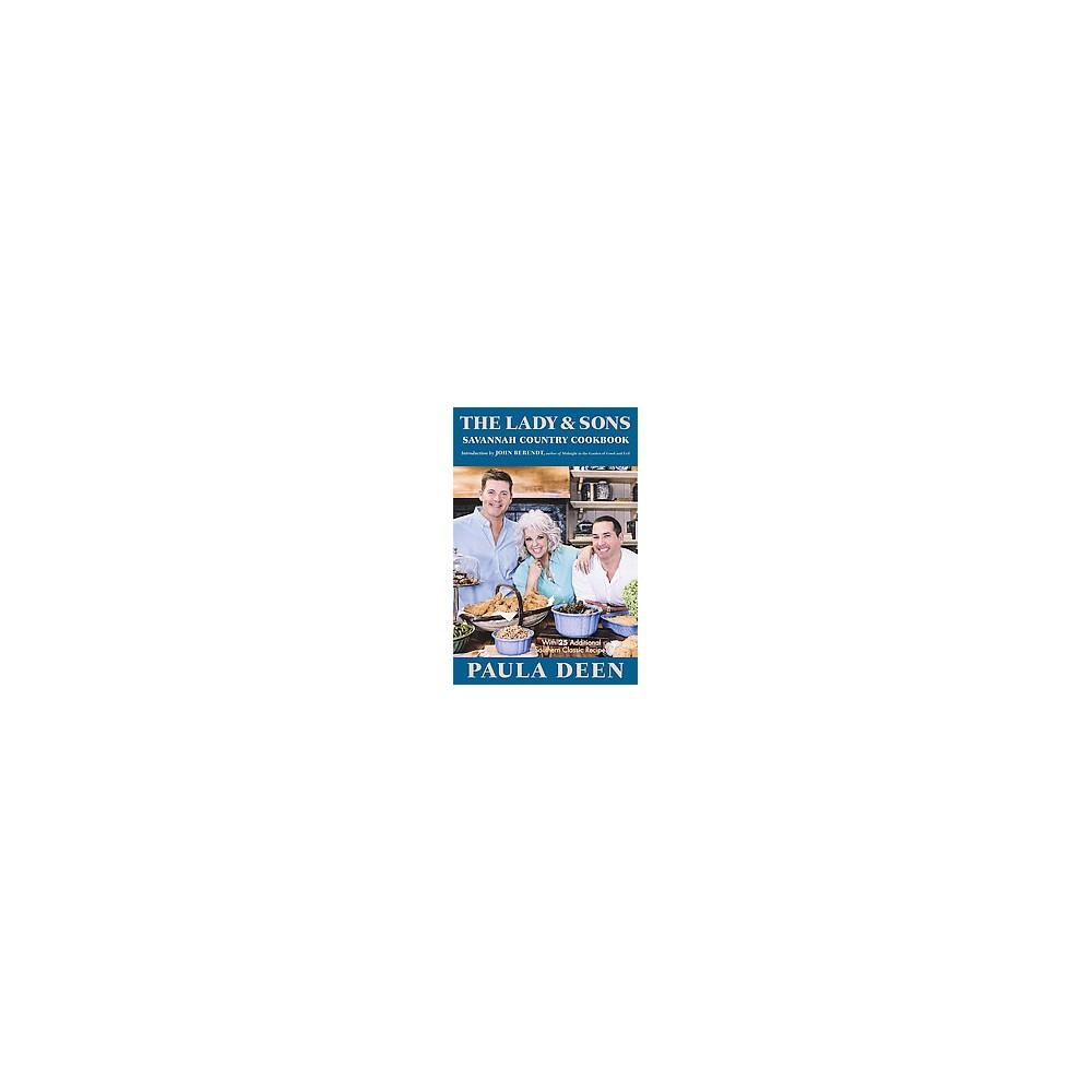 Lady & Sons Savannah Country Cookbook (Reprint) (Paperback) (Paula H. Deen)