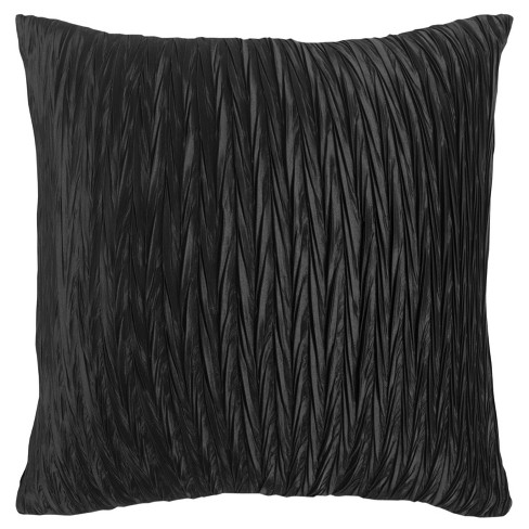 """18""""x18"""" Solid Braid Square Throw Pillow - Rizzy Home - image 1 of 3"""