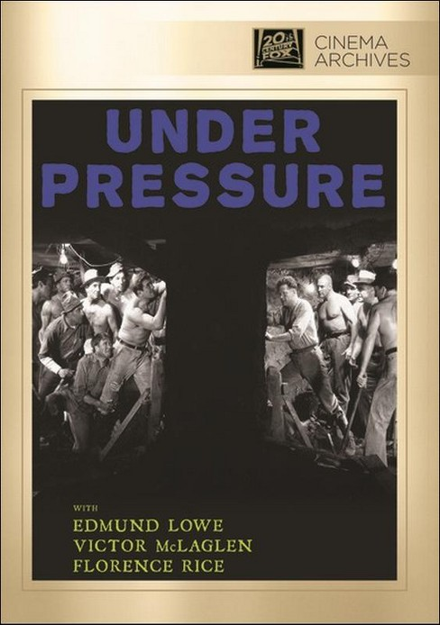 Under pressure (DVD) - image 1 of 1