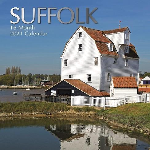 Photos of Suffolk 2021 Calendar