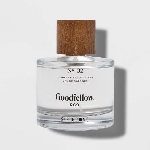 No. 2 Juniper & Sandalwood Men's Cologne - 3.4 fl oz - Goodfellow & Co™ - image 1 of 3