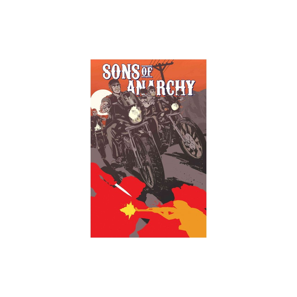 Sons of Anarchy 3 ( Sons of Anarchy) (Paperback)