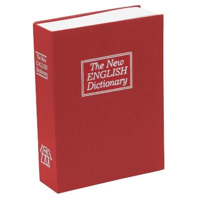Large Diversion Book Safe
