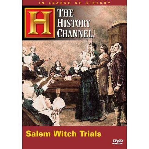 Salem Witch Trials (DVD) - image 1 of 1