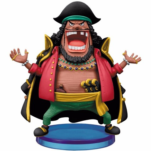 One Piece WCF Fight Marshall D. Teach 2.5-Inch Collectible Figure - image 1 of 1