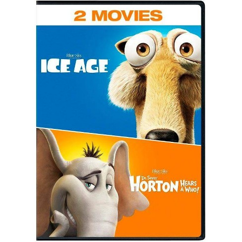 Ice Age / Horton Hears Who! (DVD) - image 1 of 1