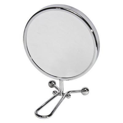 Harry Koenig Handheld Mirror - Chrome