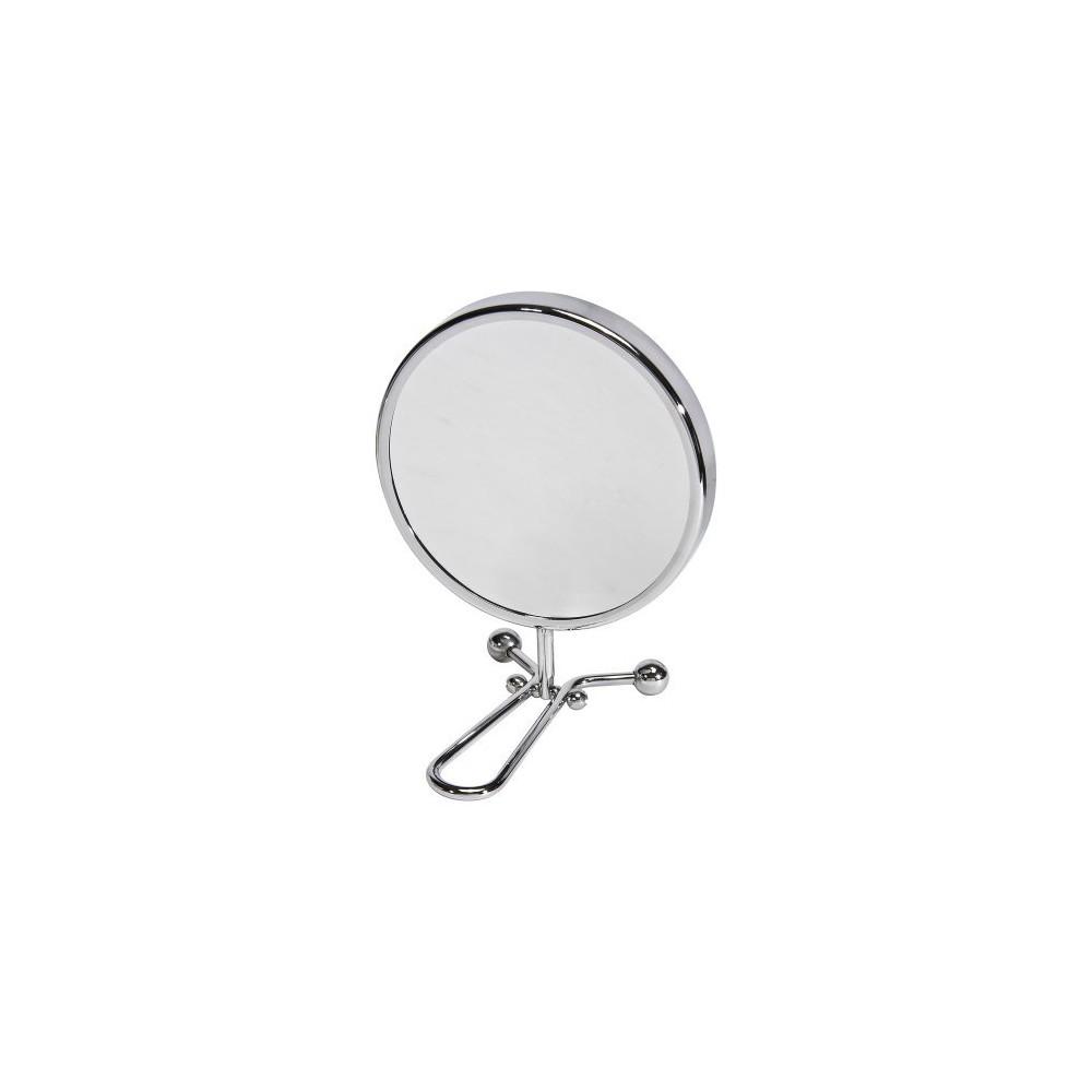 Image of Harry Koenig Handheld Mirror - Chrome