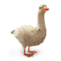 """Garden Accents Artificial White Goose White 16"""" - National Tree Company"""