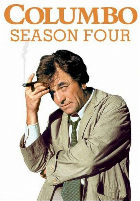 Columbo:Complete season four (DVD) - image 1 of 1