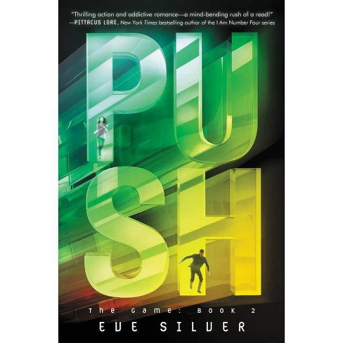 Push - (Game) by  Eve Silver (Paperback) - image 1 of 1